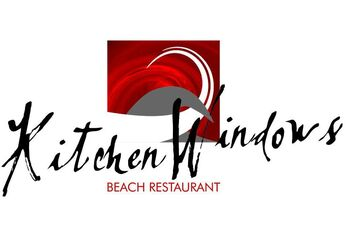 Kitchen Windows Beach Restaurant